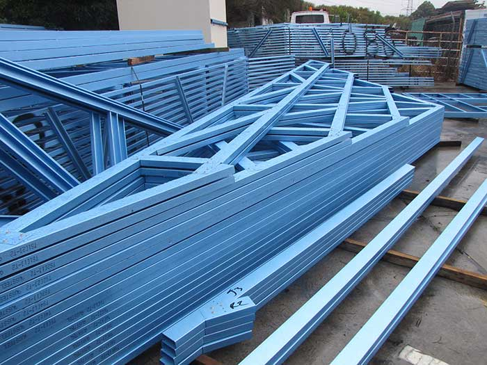 AusSteel Fully Engineered Light Weight Trusses, Designed For Any Roof Load,  Concrete Tile Or Colour Bond Steel Roofing. Unlike Timber Aus Steel Trusses  ...